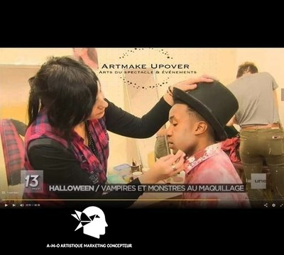 A-M-O - Make up